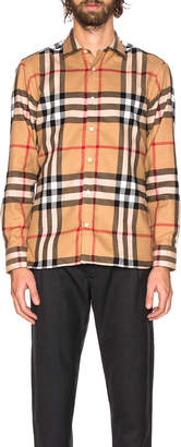 Burberry Richard Flannel