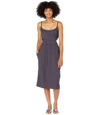 RVCA Lidia Cutout Midi Dress