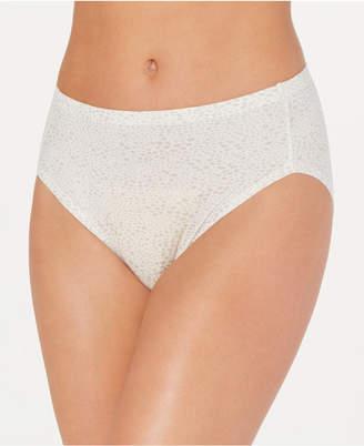 Maidenform Women Comfort Devotion Lace Detail High-Cut Brief Cdhlbf