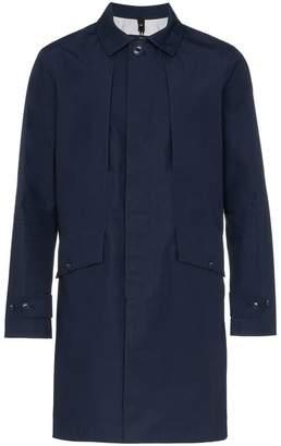 The North Face Black Label GTX Balmacaan button down coat
