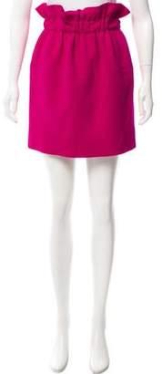 Thakoon Wool Mini Skirt