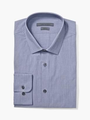 John Varvatos Slim Fit Dress Shirt W/ Stella Collar