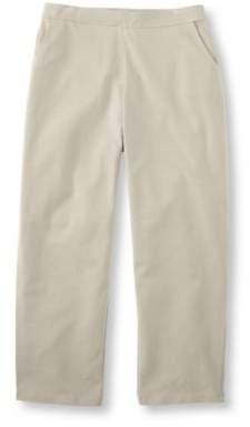 L.L. Bean L.L.Bean Perfect Fit Pants, Cropped