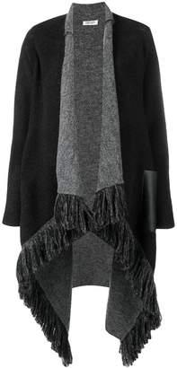 Liu Jo tasseled cardigan coat