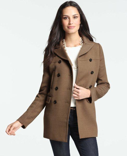 Ann Taylor Park Pea Coat