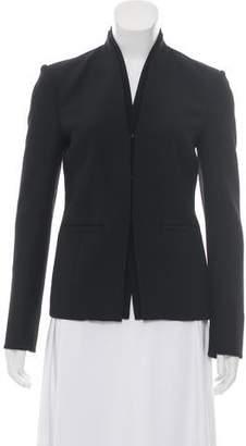 J Brand Structured Long Sleeve Blazer