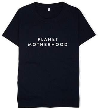 Organic Zoo Navy Planet Motherhood Mama Tee