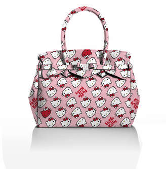 Hello Kitty Save My Bag Iconic Petite Miss Lycra