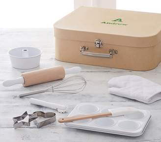 Pottery Barn Kids Baking Set in Play Case