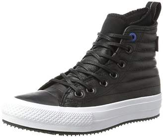 Converse Unisex Adults' CTAS Wp Boot Fitness Shoes (Black/Blue Jay/White 001), 7.