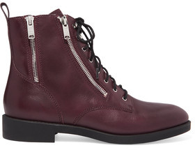 Marc by Marc Jacobs Montague Lace-Up Leather Boots