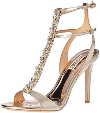 Badgley Mischka Women's Hollow Heeled Sandal
