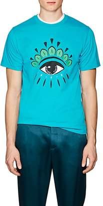 Kenzo Men's Eye-Print Cotton Jersey T-Shirt