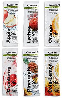 Cuisinart CFP-36 36-Pack Assorted Flavor Sticks