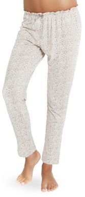 Eberjey Floral Garden Printed Pants $79 thestylecure.com