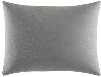 Transparent Leaves Breakfast Pillow