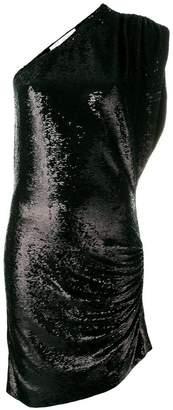 IRO sequin one-shoulder dress