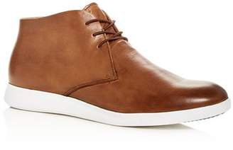 Kenneth Cole Men's Rocketpod Leather Chukka Sneakers