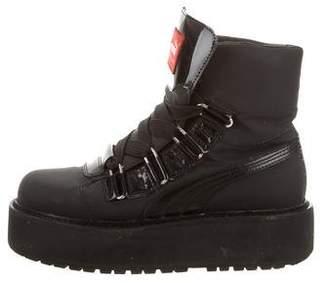 FENTY PUMA by Rihanna Puma x Fenty SB Black Rihanna Boots