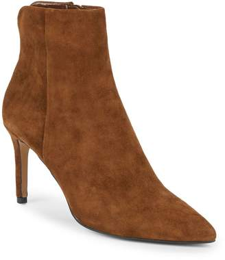 a29df360320 Steve Madden Suede Heeled Boots - ShopStyle