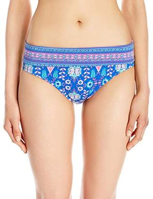 Bleu Rod Beattie Women's California Dreamin' Midster Bikini Bottom