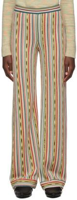 Missoni Multicolor Knit Pull-On Lounge Pants