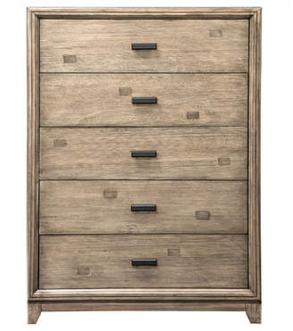 Hokku Designs Karla 5 Drawer Lingerie Chest