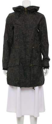 Belstaff Printed Hooded Jacket