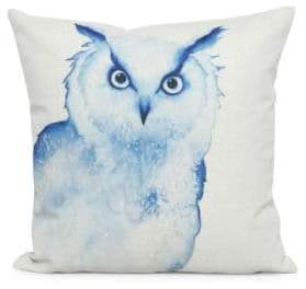 Nema Home Owl Throw Pillow