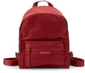 Longchamp Le Pliage Neo Small Backpack - RED - STYLE