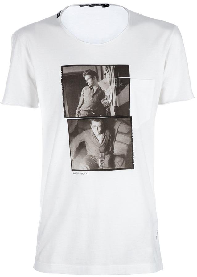 Dolce & Gabbana 'James dean' t-shirt