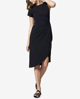 Sanctuary Salma Asymmetrical One-Sleeve Dress