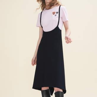 Maje Short strappy dress