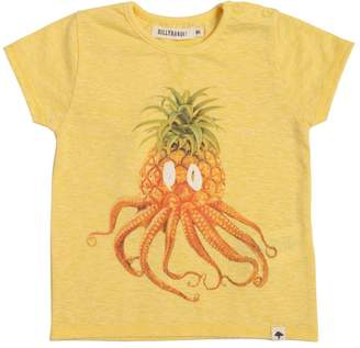 Pineapple Printed Jersey T-Shirt