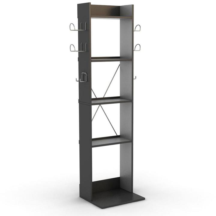 Atlantic Game Central Tall Gaming Storage Stand