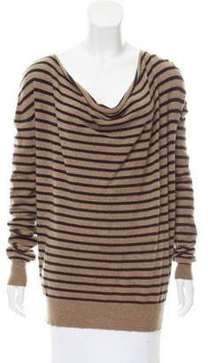 Demy Lee Striped Cashmere Sweater