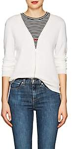 Rag & Bone Women's Vivienne Wool-Blend Zip-Front Cardigan-Ivorybone