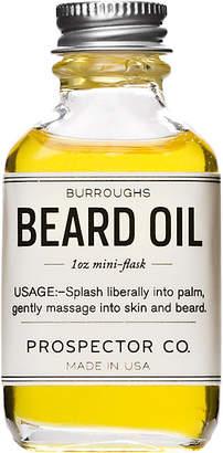 Co Prospector Men's Burroughs Beard Oil