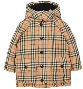 Burberry Jamir Hooded Down Jacket