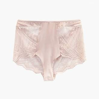 J.Crew The Great Eros® Sonata seamless high-waist bikini bottom