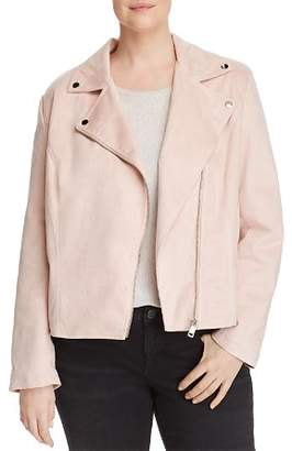 Moto Bagatelle Plus Faux Suede Jacket