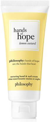 philosophy Hands Of Hope Lemon Custard Hand Cream