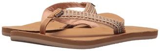 Reef - Gypsylove Lux Women's Sandals $48 thestylecure.com