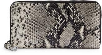 Ted Baker Sheea Tassel Zip-Around Wallet