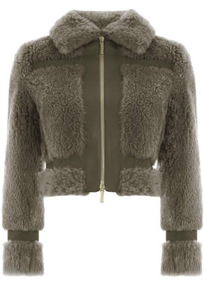 Zimmermann Fleeting Shearling Jacket