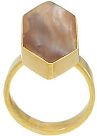 Nobrand NO BRAND Soko Trapezoid Horn Ring