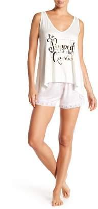 Couture Curvy June Bloom 2-Piece Pajama Set (Plus Size Available)