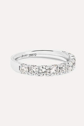 Amrapali Platinum Diamond Ring - 5