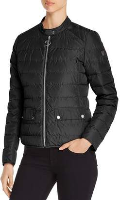 Belstaff Ranford Lightweight Short Down Coat