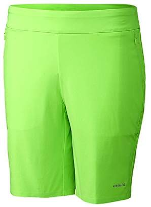 Cutter & Buck ANNIKA by Women's Moisture Wicking Drytec 50+ UPF Competitor Pull-on Short